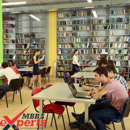 ivane javakhishvili tbilisi state university library