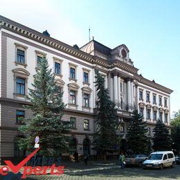 ivano frankivsk national medical university building