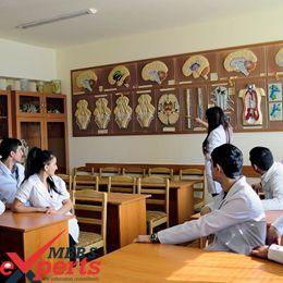 ivano frankivsk national medical university-class room