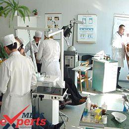 ivano frankivsk national medical university hospital training
