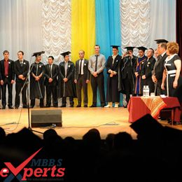 ivano frankivsk national medical university passing  ceremony