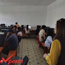 Jalalabad State Medical University Computer Lab - MBBSExperts