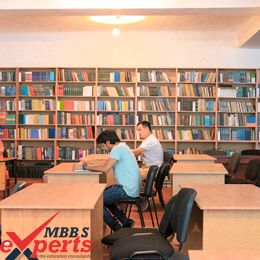 Jalalabad State Medical University Library - MBBSExperts