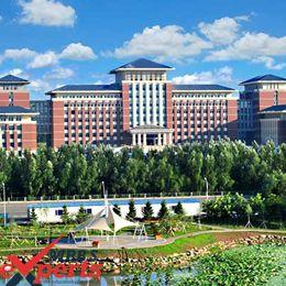 Jilin University Building - MBBSExperts