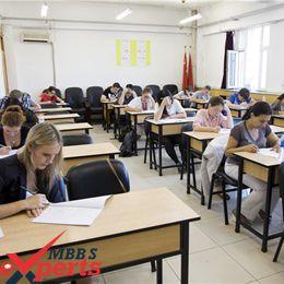 Jilin University Classroom - MBBSExperts