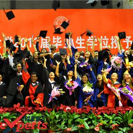 Jilin University Graduation Ceremony - MBBSExperts
