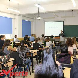 Jilin University Guest Lecture - MBBSExperts