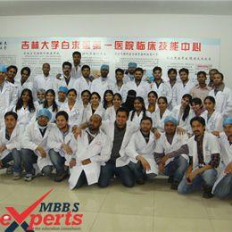 Jilin University Indian Students - MBBSExperts
