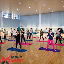 Jilin University Sports Day - MBBSExperts