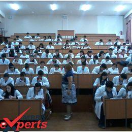 Kazakh National Medical University Classroom - MBBSExperts