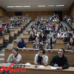 kazan federal university classroom