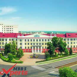 kursk state medical university building