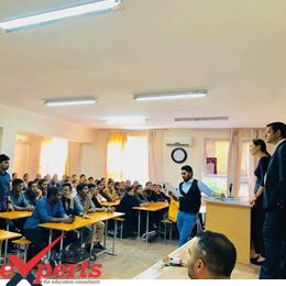 Kyrgyz Russian Slavic University Guest Lecture - MBBSExperts