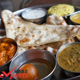 Kyrgyz Russian Slavic University Indian Food - MBBSExperts