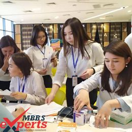 Kyrgyz State Medical Academy Lab - MBBSExperts