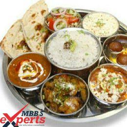 mari state university indian food