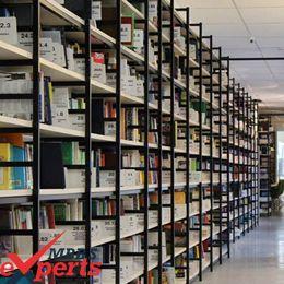 mari state university library