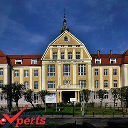medical university of gdansk building - MBBSExperts