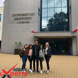 medical university of lublin building - MBBSExperts