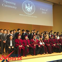 medical university of lublin opening ceremony - MBBSExperts