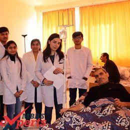 Mkhitar Gosh Armenian Russian International University Hospital Training - MBBSExperts