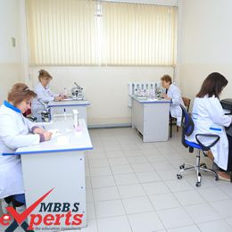 Mkhitar Gosh Armenian Russian International University Practical - MBBSExperts