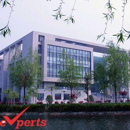 Nanjing Medical University Building - MBBSexperts