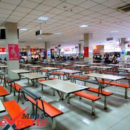 Nanjing Medical University Canteen - MBBSexperts