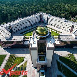 novosibirsk state university building