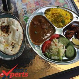novosibirsk state university indian food
