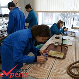 novosibirsk state university lab