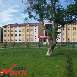 Osh State Medical University Campus - MBBSExperts