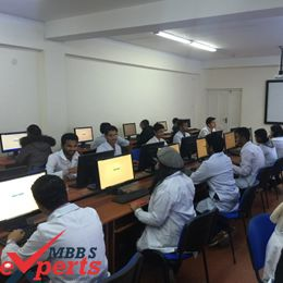 Osh State Medical University Computer Lab - MBBSExperts