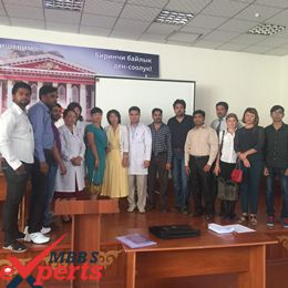 Osh State Medical University Event - MBBSExperts