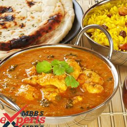 Osh State Medical University Indian Food - MBBSExperts