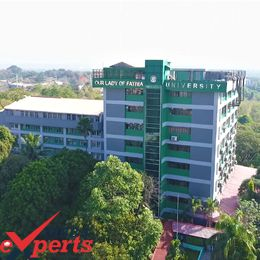Our Lady of Fatima University Campus - MBBSExperts