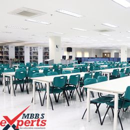 Our Lady of Fatima University Library - MBBSExperts