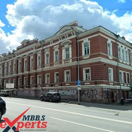 perm state medical university building