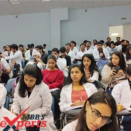 perm state medical university classroom