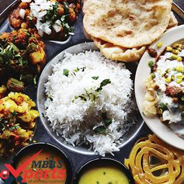 perm state medical university indian food
