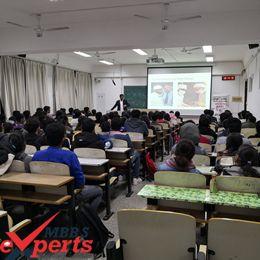 Qingdao University Classroom - MBBSExperts