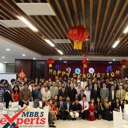 Shandong University Event - MBBSExperts