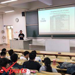 Shandong University Guest Lecture - MBBSExperts