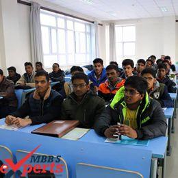 Shihezi University Classroom - MBBSExperts