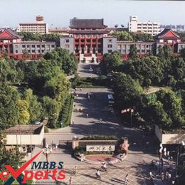 Sichuan Medical University Campus - MBBSexperts