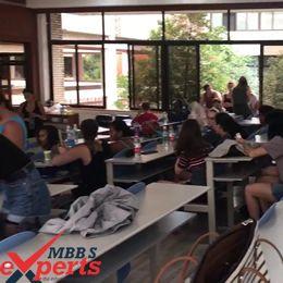 Sichuan Medical University Canteen - MBBSexperts