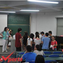 Sichuan Medical University Classroom - MBBSexperts