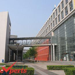 Sichuan Medical University Hostel Building - MBBSexperts