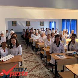 South Kazakhstan Medical Academy Classroom - MBBSExperts