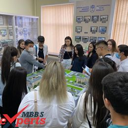 South Kazakhstan Medical Academy Guest Lecture - MBBSExperts